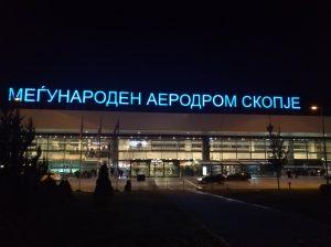 Aerodrom Skoplje - prevoz do aerodroma