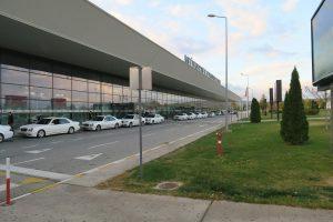Aerodrom Skoplje - prevoz putnika do aerodroma